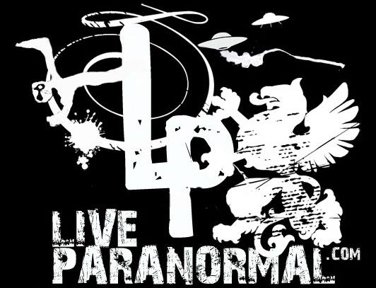 LiveParanormal Logo