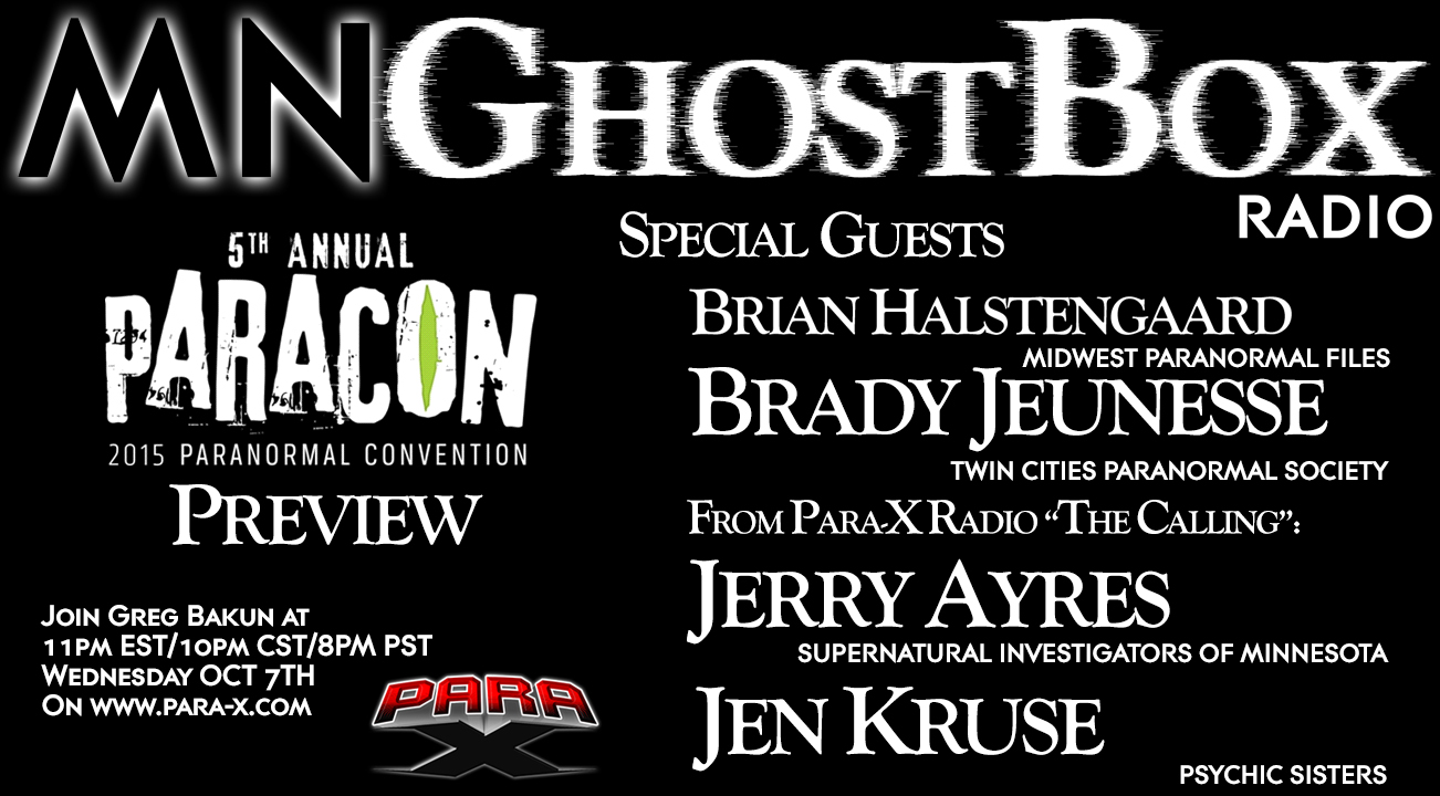 Paracon Preview